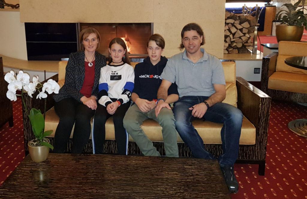 Familie Stöckl